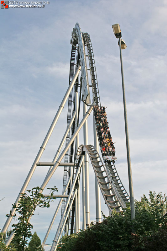 The Silver Star - Europa Park - Germany